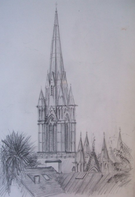 'St. Colman's Cathedral'