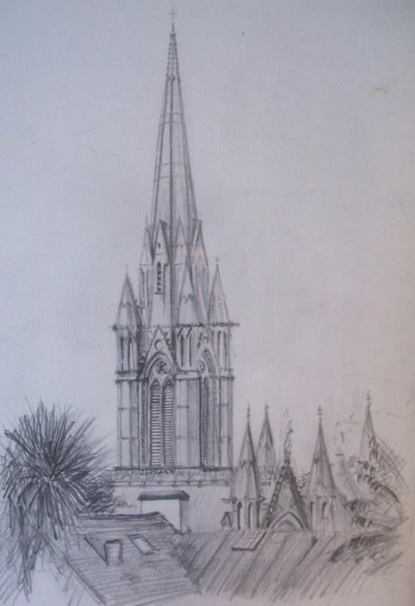 'St. Colman's Cathedral, Cobh, Co. Cork'