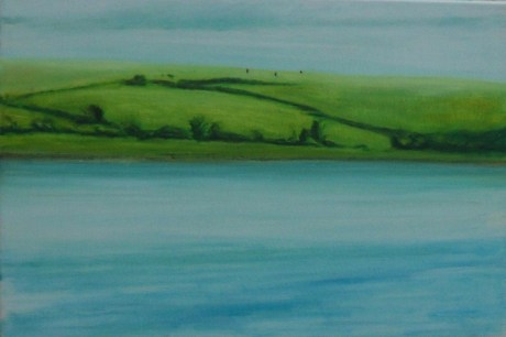 'The Great Island, County Cork'
