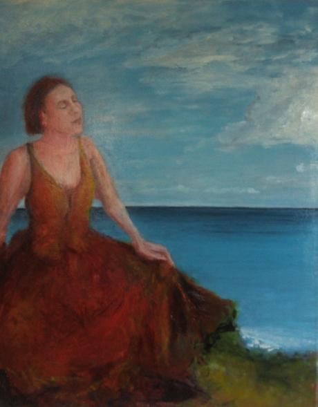 Tamino's portrait of Pamina